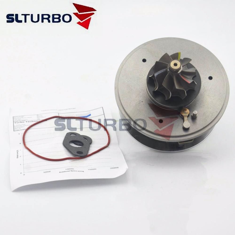 Balanced Turbocharger Core 454158-5001S 454158-5003S For Volkswagen Passat B5 1.9TDI 81 Kw 110 HP - Turbine 454158-1/3 Cartridge