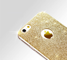 Candy cute diamond случаях flash тпу case блеск обложка силиконовые мягкие