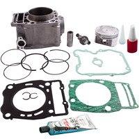 Cylinder Piston Kit GASKETS Rings Top End set For Polaris Sportsman 500 96 2013 3087221, 3087224, 3089966