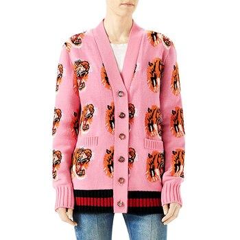 высококачественный шерстяной свитер роскошные дизайнерские
