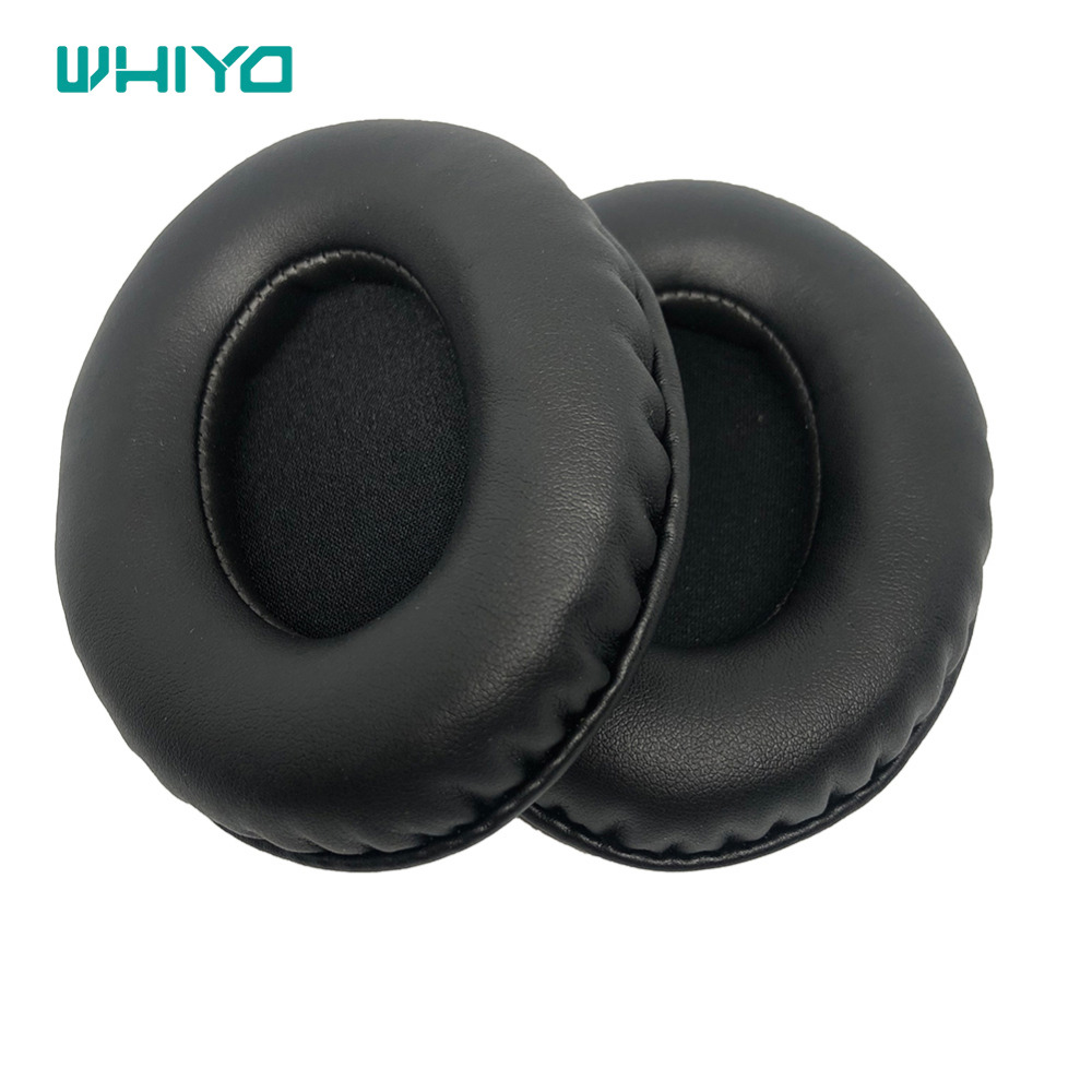 Whiyo Sleeve Earmuff Replacement Ear Pads Cushion Cover Earpads for Sony <font><b>MDR</b></font>-<font><b>Z1000</b></font> <font><b>MDR</b></font>-7520 <font><b>MDR</b></font>-ZX700 <font><b>MDR</b></font>-ZX500 <font><b>MDR</b></font>-ZX701 image