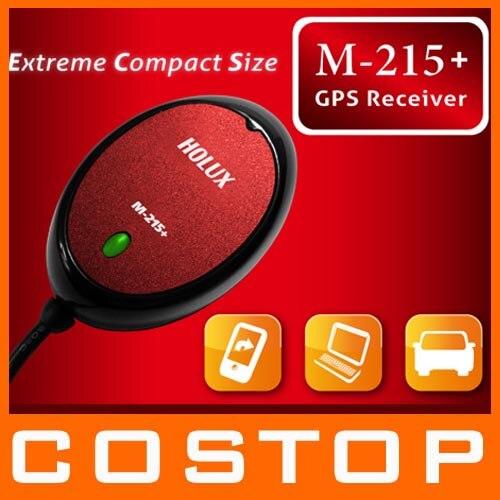 49fc6f0a4de Holux M215+ M 215+ USB GPS Receiver Antenna MTK MT3333 G Mouse GPS ...