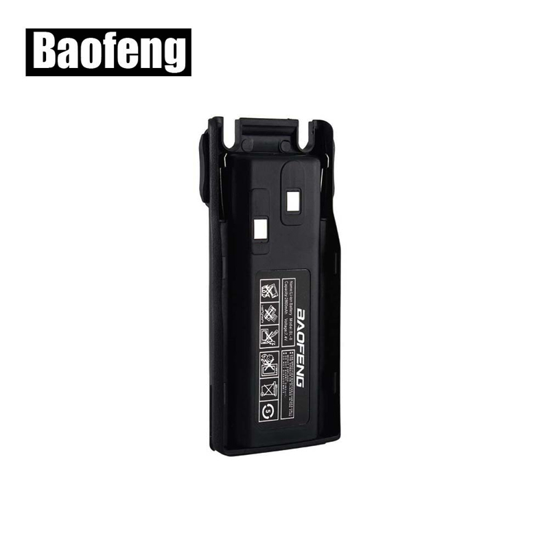 Baofeng UV-82 Battery BL-8 2800mAh  3800mAh 7.4V Li-ion For UV-82 UV-8D UV-89 UV-8 Two Way Radio