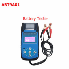 ABT9A01 Automotive Battery Tester with Printer Car Battery Tester Fast Shipping