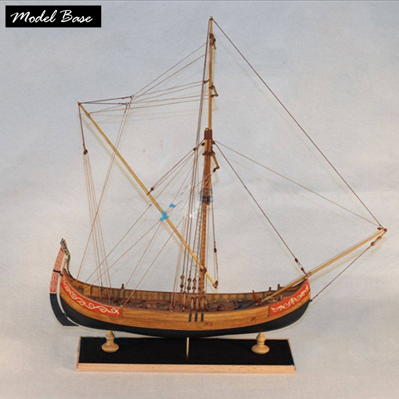 Wooden Ship Models Kits  Educational Kids Games Diy Model Boats Wooden Scale 1/48 3d Laser Cut  Marmara Trade Boat  Model Wood