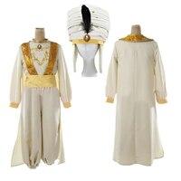 Aladdin and the Magic Lamp Aladdin Cosplay Costume Halloween Costumes for Adult kids Jasmine Aladdin Costume suit