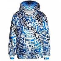 3D Printing Hoodies Sweatshirts Mysterious Pattern Male Hooded Hoodie Long Sleeve Homme Capuche Boys Hip Hop Sweatshirt 4XL