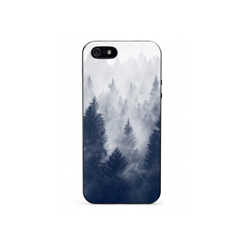 The scenery speed Plastic Protective Shell Skin Bag Case For iPhone4s 5s 5c 6plus 6Splus 5.5 Cases Hard Back Cover