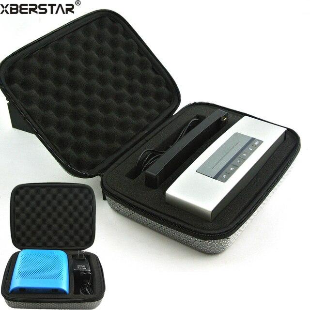 Novo armazenamento de viagem carry case capa bolsa para bose soundlink mini mini ii cor sem fio bluetooth speaker