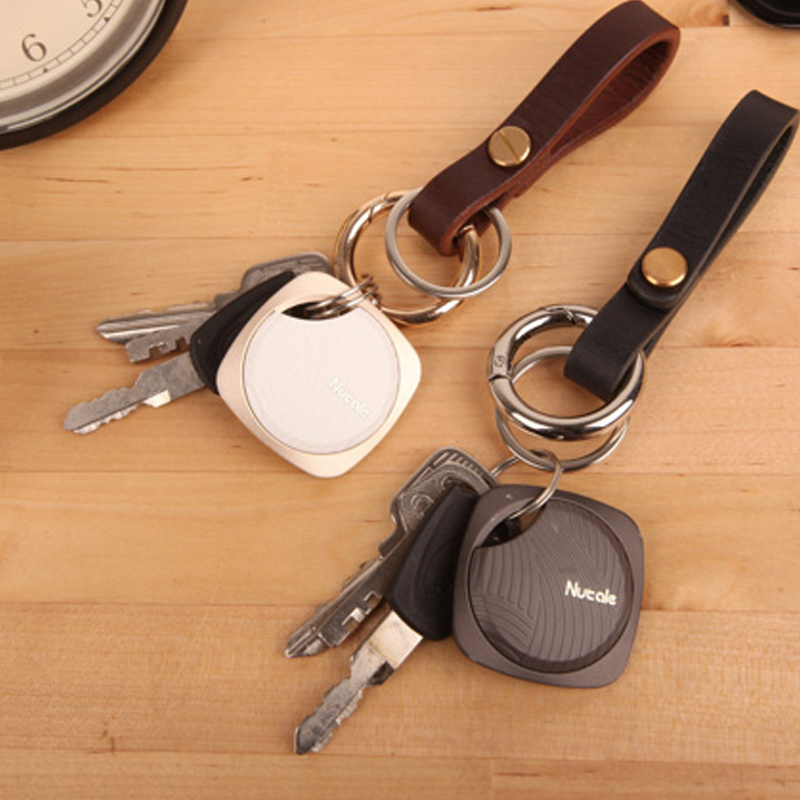NUTALE Smart Tracker and Key Finder with Bluetooth and Anti Lost Reminder Alarm
