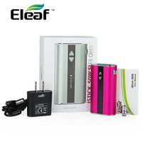 100 Original Eleaf IStick MOD Battery 50W 4400mAh With OLED Screen Upgraded Edition Special Edition Colors