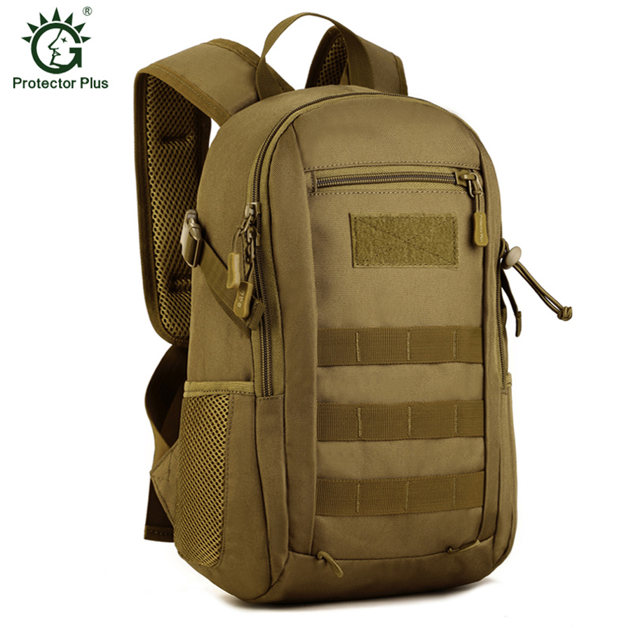 10L Mini Daypack Military MOLLE Backpack Rucksack Gear Tactical Assault Pack Student School Bag for Hunting Camping Trekking number machine date 8 position automatic numbering machine into the number coding page chapter marking machine digital stamp