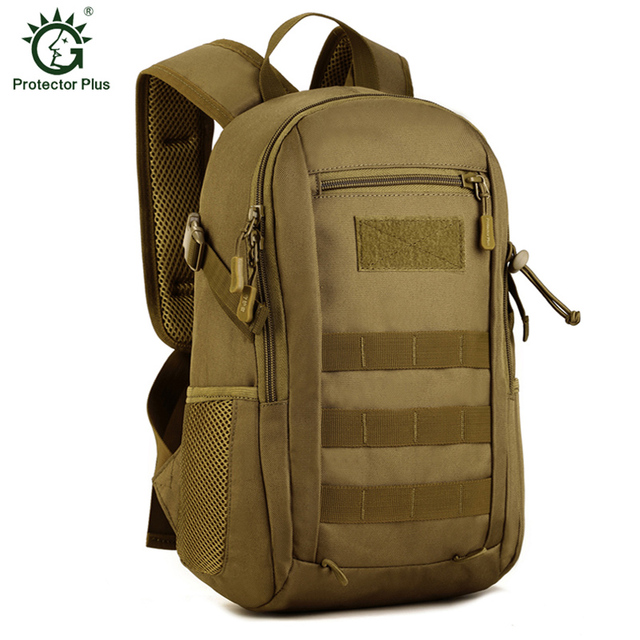f4bd4e5517d2 10L Mini Daypack Military MOLLE Backpack Rucksack Gear Tactical Assault  Pack Student School Bag for Hunting Camping Trekking