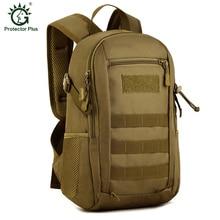 12L Mochila Táctica Militar Del Ejército Al Aire Libre Senderismo Viaje Deporte Bolsa de Camuflaje Hombres Mujeres Escuela Mochilas de Excursión Que Acampa Bolsa