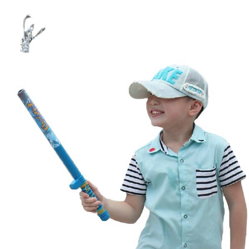 Alta calidad diversión varita mágica eléctrica levitación Stick mosca juguete Mini regalo nuevo divertido Fly Stick levitación varita mágica Juguetes