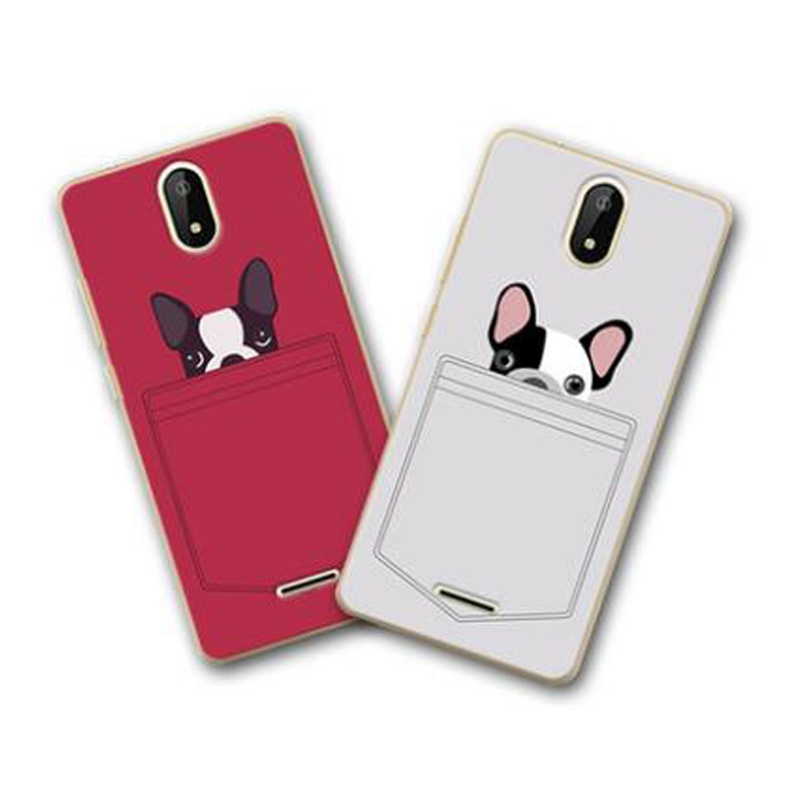 Free Shipping TPU Draw Paint Pattern cartoon Shell Covers Fos
