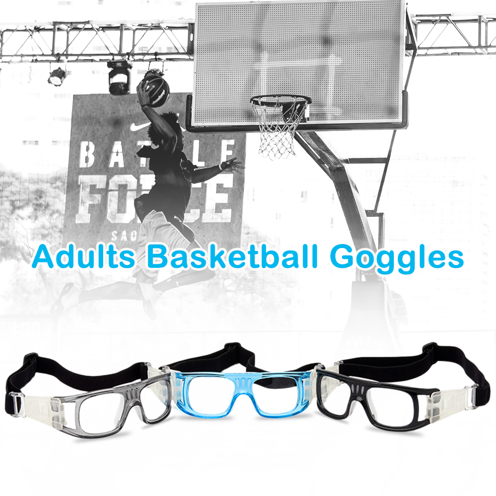 Anti-fog Basketball Goggles Protective Glasses Sports Safety Goggles Volleyball Basketball Eyewear Eyes Protection Glass Unisex