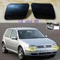 2 Шт./пара ПРАВОЕ и ЛЕВОЕ Передний бампер спрей крышка для VW Volkswagen Golf 4 IV Mk4 1998-2006