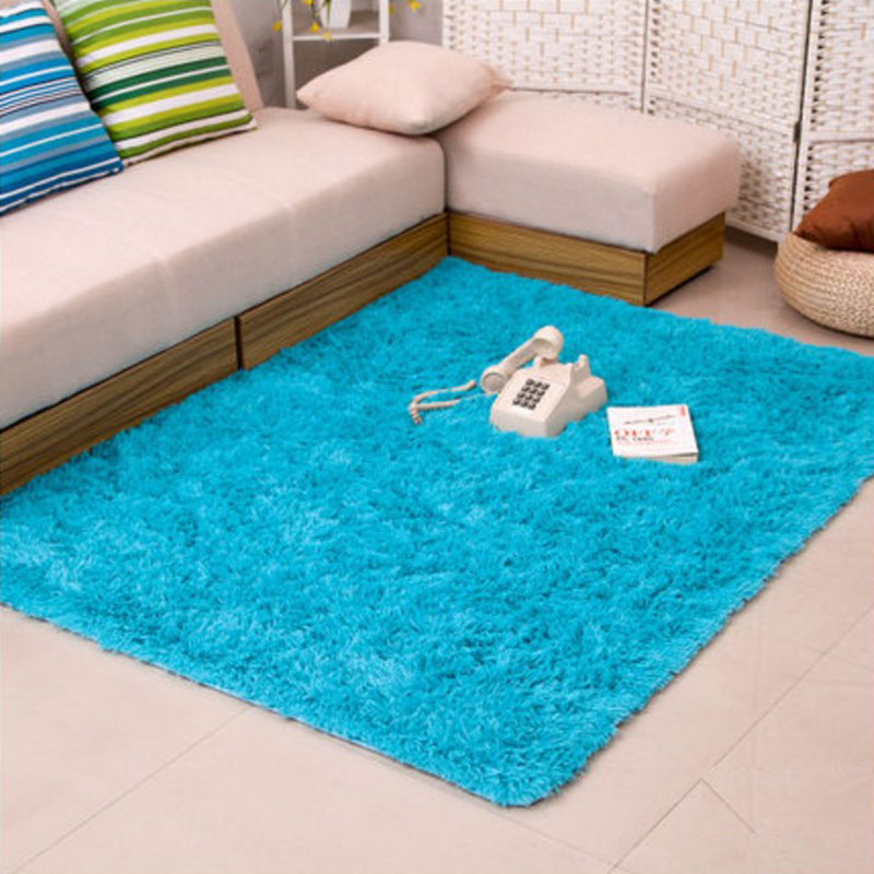 Coffee Table Floor Mat Cloakroom Area Rug Anti Skid Home Carpet Plush Gy Rugs Mats For Living Room In From Garden