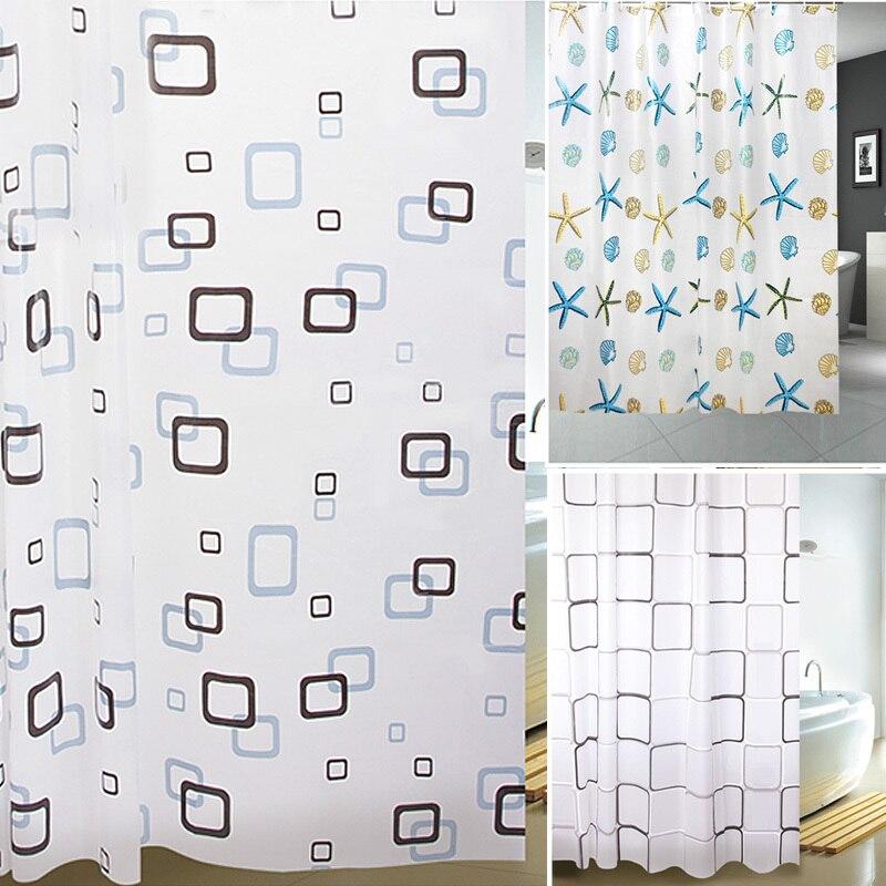 Aliexpress.com : Buy 180 x 200cm Luxury Modern Waterproof Bathroom ...