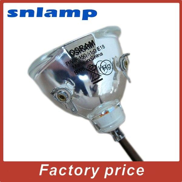 все цены на 100% Original Bare  Projector lamp L1809A  for  MP2210 MP2220 MP2215 MP2225 онлайн