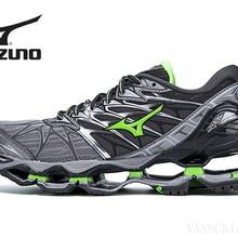 3dae315fd6b4c Mizuno Wave Profecia 7 Profissionais Homens esportes Sapatos de corrida  venda quente tenis mizuno Sapatos De
