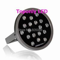 IP65 outdoor waterproof led wall washer 18w DC24v white color high power Edison leds for flood lighting source CE&ROHS 6pcs/lot