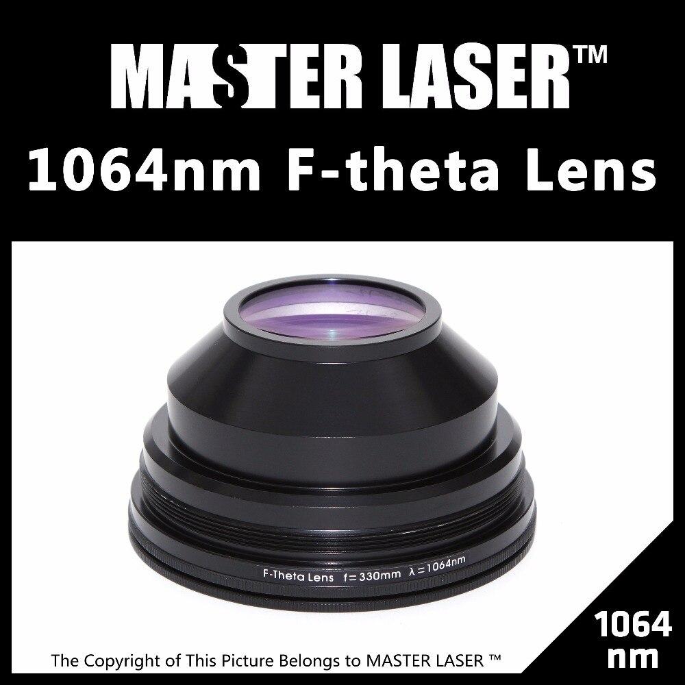 Yag Semiconductor Fiber Galvo F Theta Scan Lens System Yag