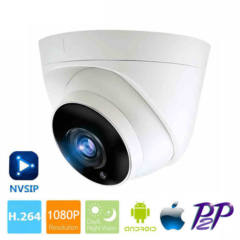 HD IP Camera 720P 1080P Indoor Dome Cam IR Lens 3.6mm 2MP IP CCTV Security Camera Network Onvif P2P Android iPhone NVSIP View new waterproof ip camera 720p cctv security dome camera video capture surveillance hd onvif cctv infrared ir camera outdoor