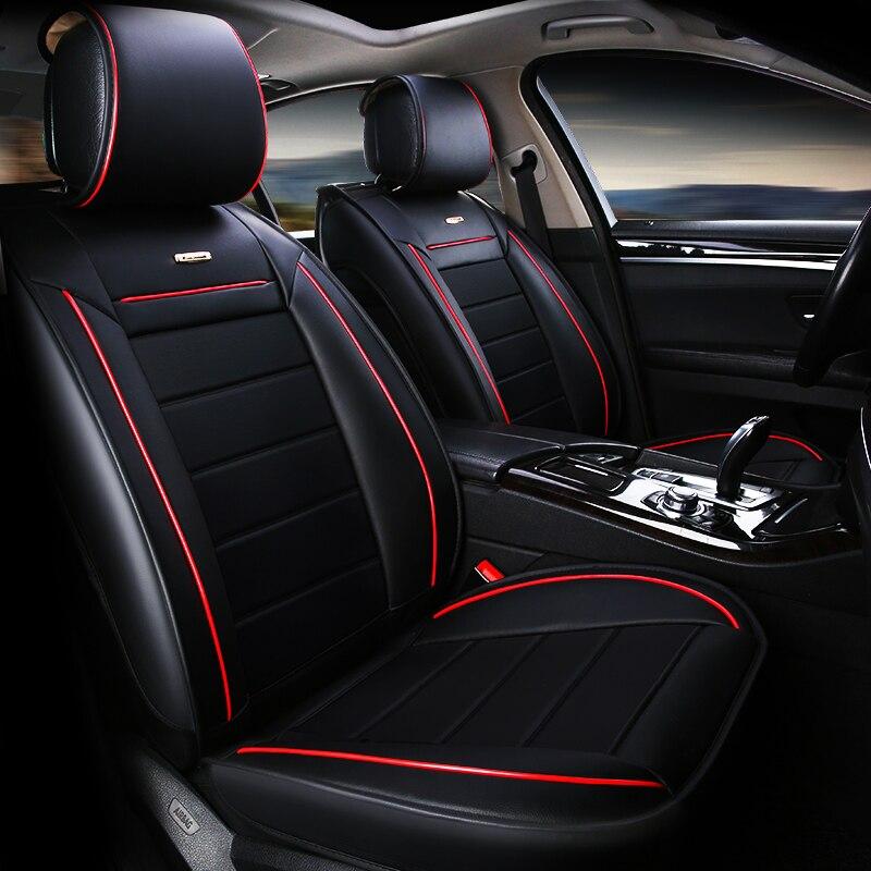 Housse de siège de voiture couvre les accessoires intérieurs pour Toyota Hilux land cruiser 100 120 200 lc200 land cruiser prado 120 150 mark 2