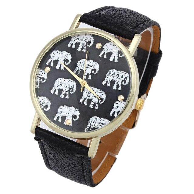 Zegarek damski Elephants różne kolory