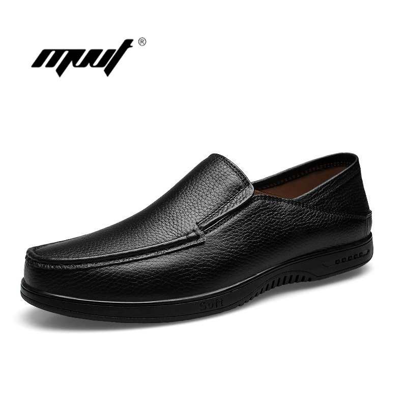 Sapatos Vestem Luxo 47 Da Genuíno Marca Formais Size Se Flats Mocassimos De Homens 37 Negócios Couro Plus brown Black Dos xRFqwBpYn