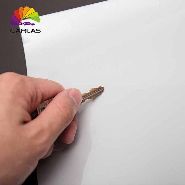 Carlas trasparente trasparente vernice per auto pellicola protettiva PPF automobile motore avvolgere adesivo invisibile antigraffio paster