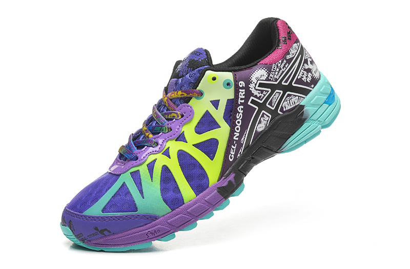 best sneakers d4356 0d216 New Arrival Official Asics Gel Noosa TRI9 Woman s Shoes Breathable Stable Running  Shoes Outdoor tennis shoes classic Hongniu-in Running Shoes from Sports ...