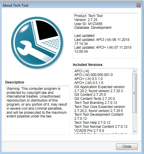 <font><b>Premium</b></font> <font><b>Tech</b></font> <font><b>Tool</b></font> 2.7.90 PTT \ VCADS Development Server Online install for volvo [ <font><b>Support</b></font> VN Truck] image