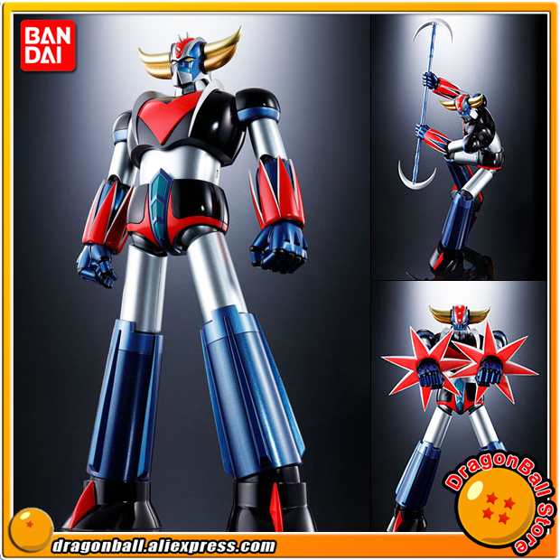 Japan Anime UFO Robot Grendizer Original BANDAI Tamashii Nations Soul of Chogokin GX-76 Action Figure - Grendizer D.C. tempered glass for chuwi hi9 pro 8 4 inch tablet pc screen protector film for newest chuwi hi9 pro