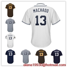aa741d295 Buy padres jersey men and get free shipping on AliExpress.com