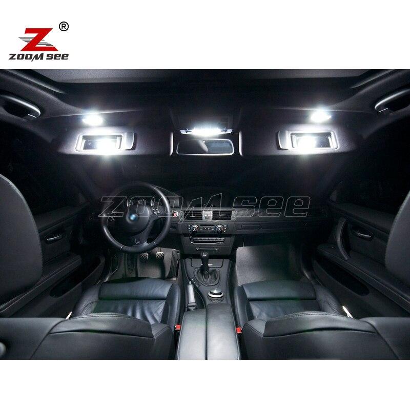 17x LED lisenziyalı boşqab lampası + 2005-2011 illəri üçün - Avtomobil işıqları - Fotoqrafiya 2