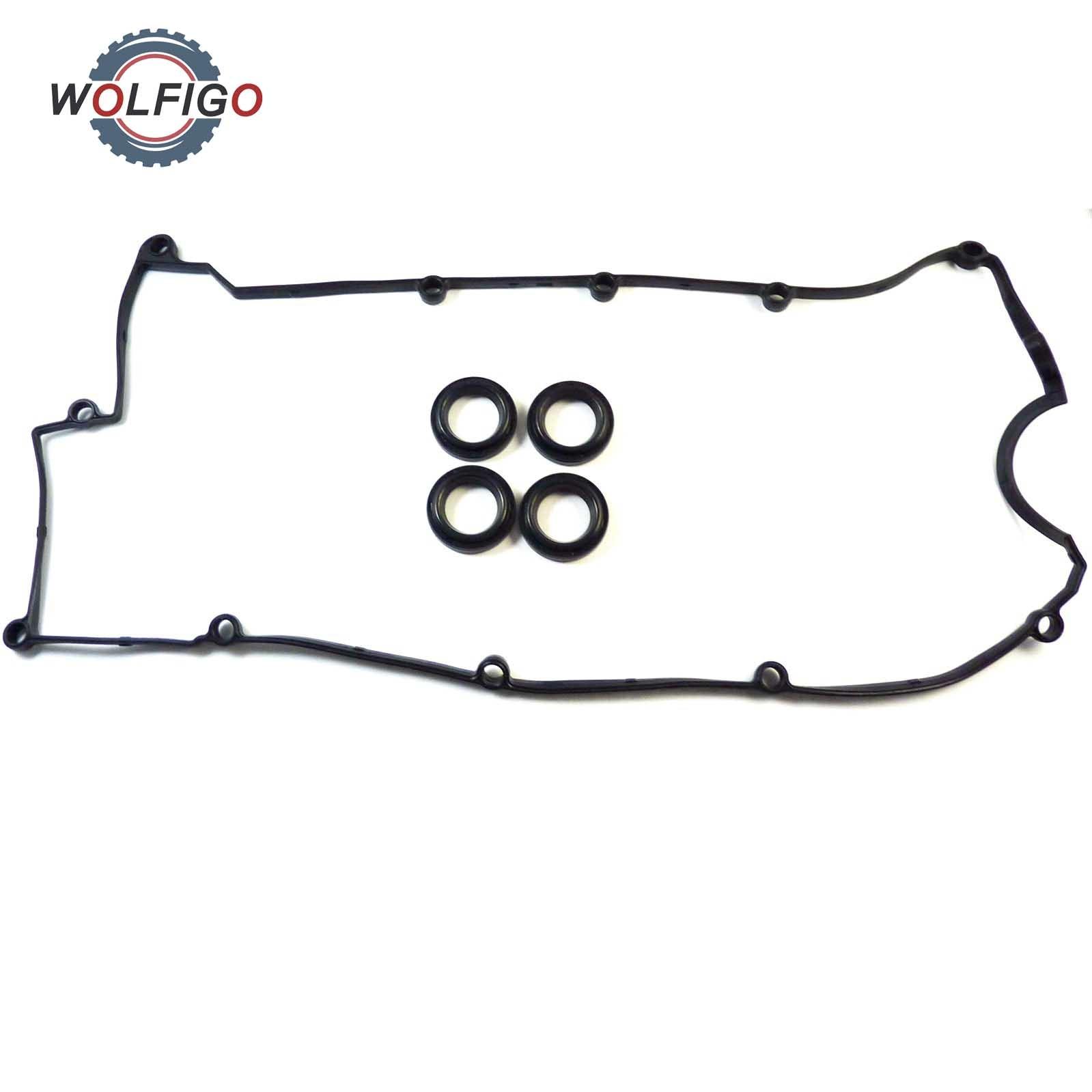 WOLFIGO Valve Cover Gasket Set 22441 23800 VS50583R For