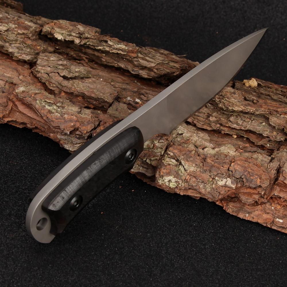 2017 Full Tang uusim taktikaline nuga ellujäämise kämping - Käsitööriistad - Foto 5