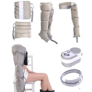 Image 1 - Circulação perna envolve saúde ar compressão perna envoltórios massageador regular pé tornozelos bezerro terapia circulação perder peso