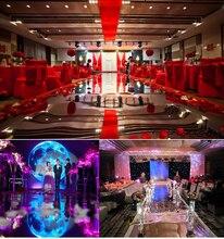 1.2 М х 20 М Свадебные Зеркало проходу бегунов супер яркий свадебный carpet carpet Т-этап Партии реквизит
