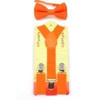 الساخنة! الحمالات ربطة الانحناءة ومطاطا مجموعة ذ-- شكل الشريط وانحني اجلالا واكبارا للأزياء تناسب الأطفال الصغار بنات أولاد