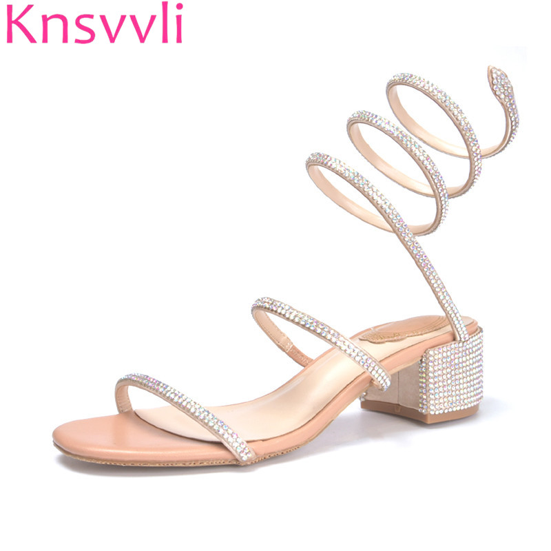Sandals Gladiator Strap Med Toe Woman One Summer Shoes Chunky Circle S Low  Open Women Sandal ... e08e99c1b59f