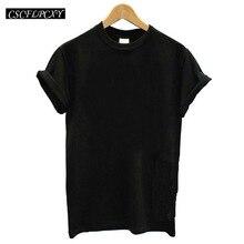 New Fashion Pure Cotton Short Sleeved Women's Tshirt Befree T Shirt Women Candy Colors Female T-shir
