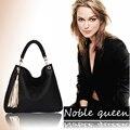 New 2016 Fashion Brand PU leather Women luxury Handbag Europe and America Tassel Shoulder Bag Casual Women Bag HB0020