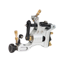 Retail 1 Set 2015 Develop high quality unmatched Thunderbolt Force Rotary tattoo machine Aluminum tattoo Machine