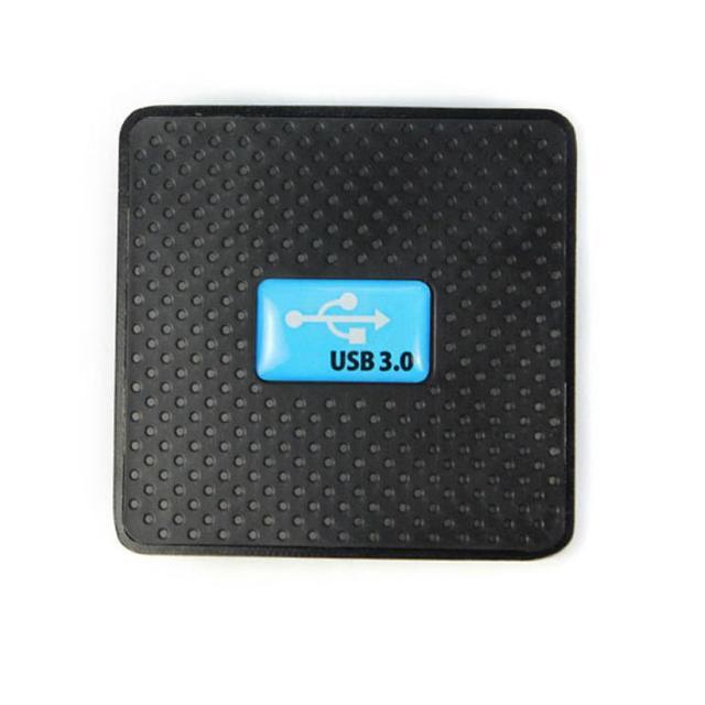 Presente bonito Novo UE 5 Gbps Adaptador Externo USB 3.0 Hub 4 Portas Com Adaptador de Energia Para PC preço de Atacado Jan18