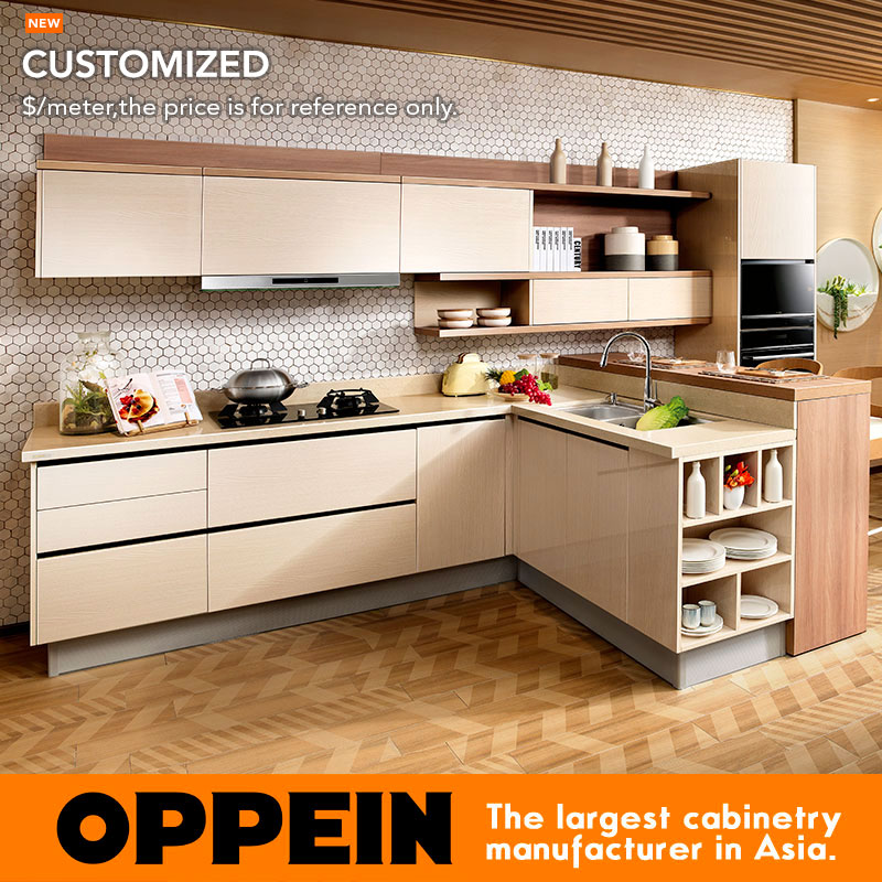 2016 new kitchen cabinet blum hardware kitchen cabinet for Harga kitchen cabinet 2016