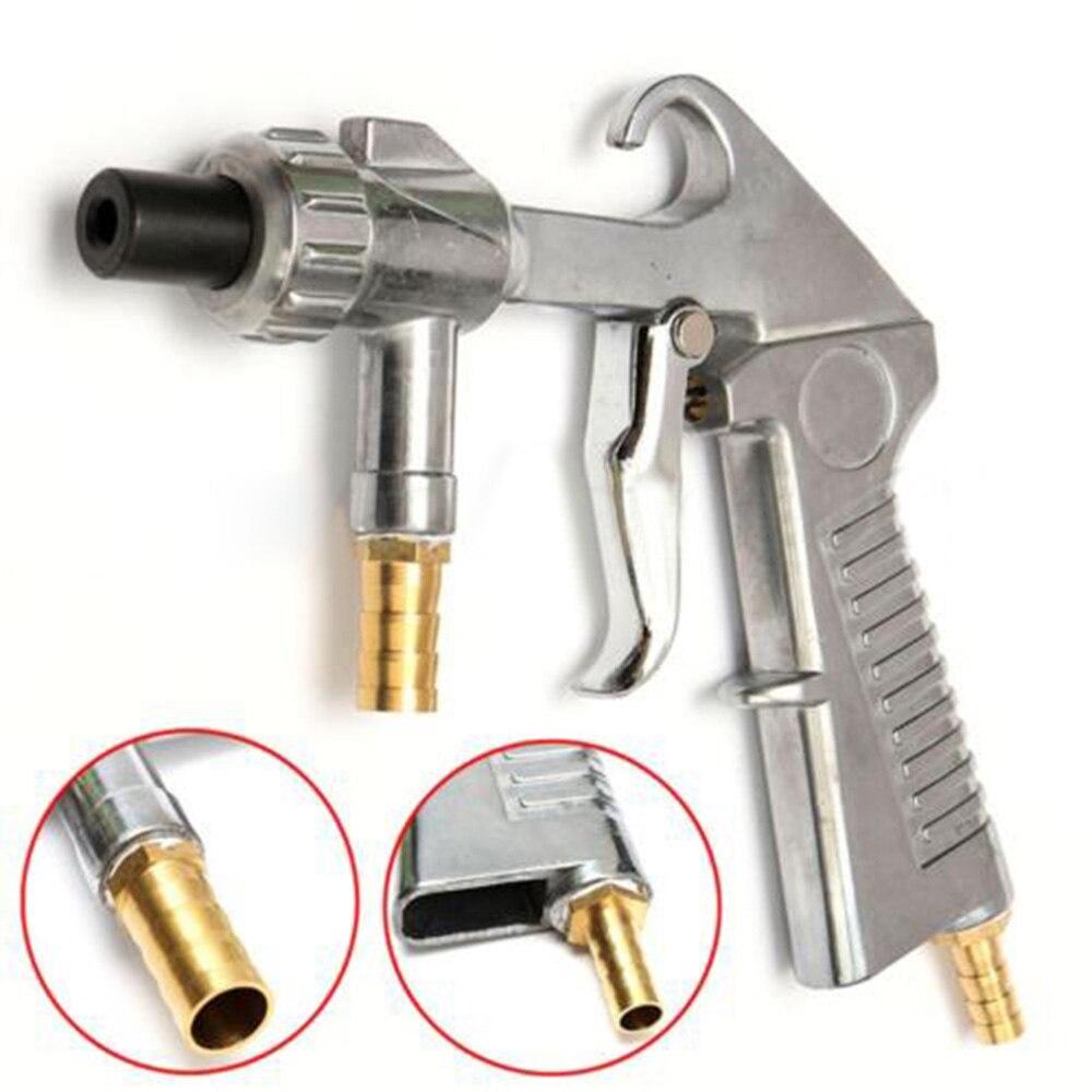 Achat 8in1 Sableuse Pistolet Air Siphon De Sablage Fer